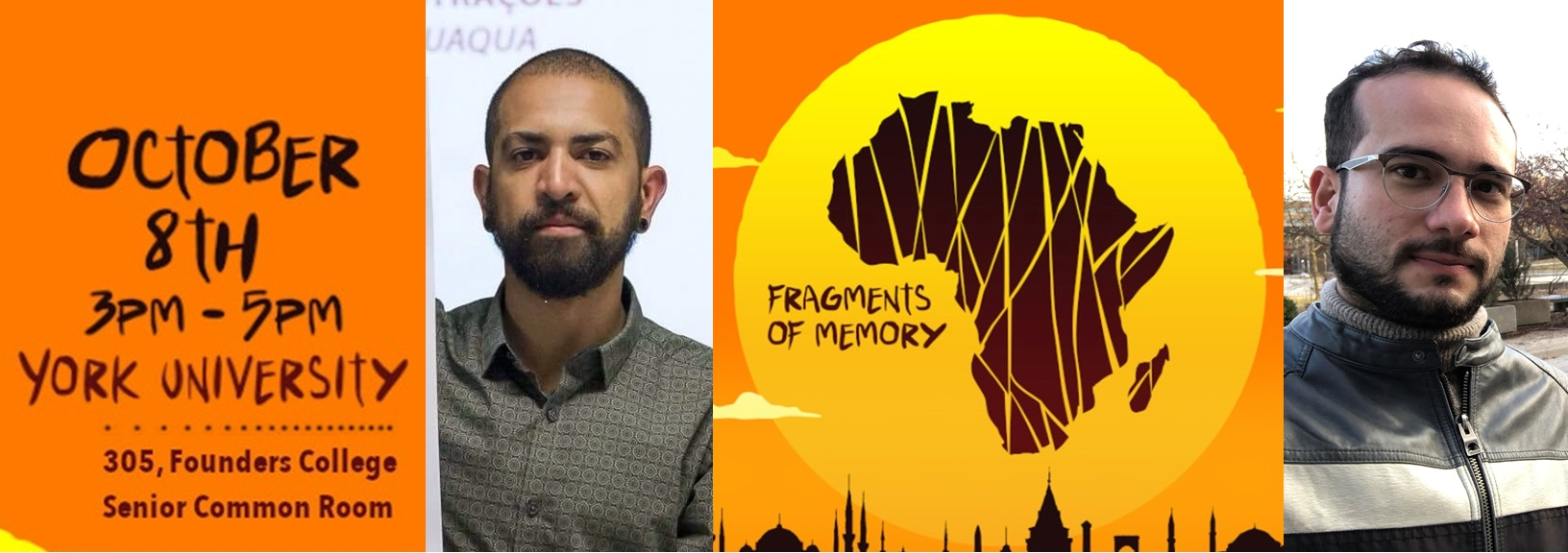 Fragments of Memory Exhibition